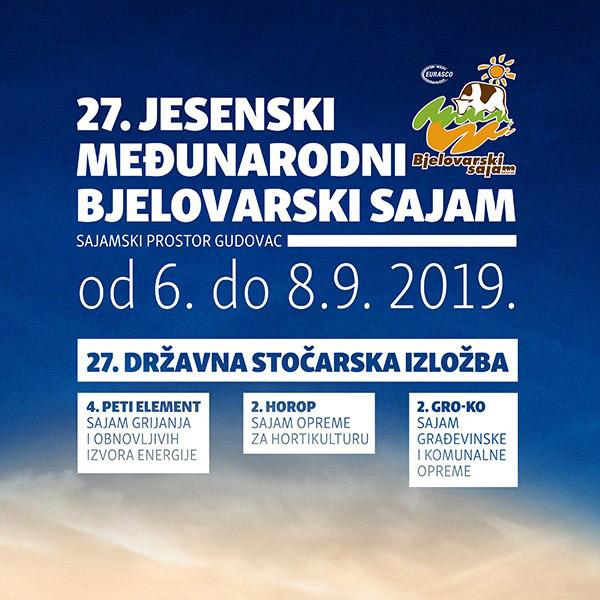 Agrotoys dolazi na 27. jesenski međunarodni Bjelovarski sajam poljoprivrede u Gudovcu